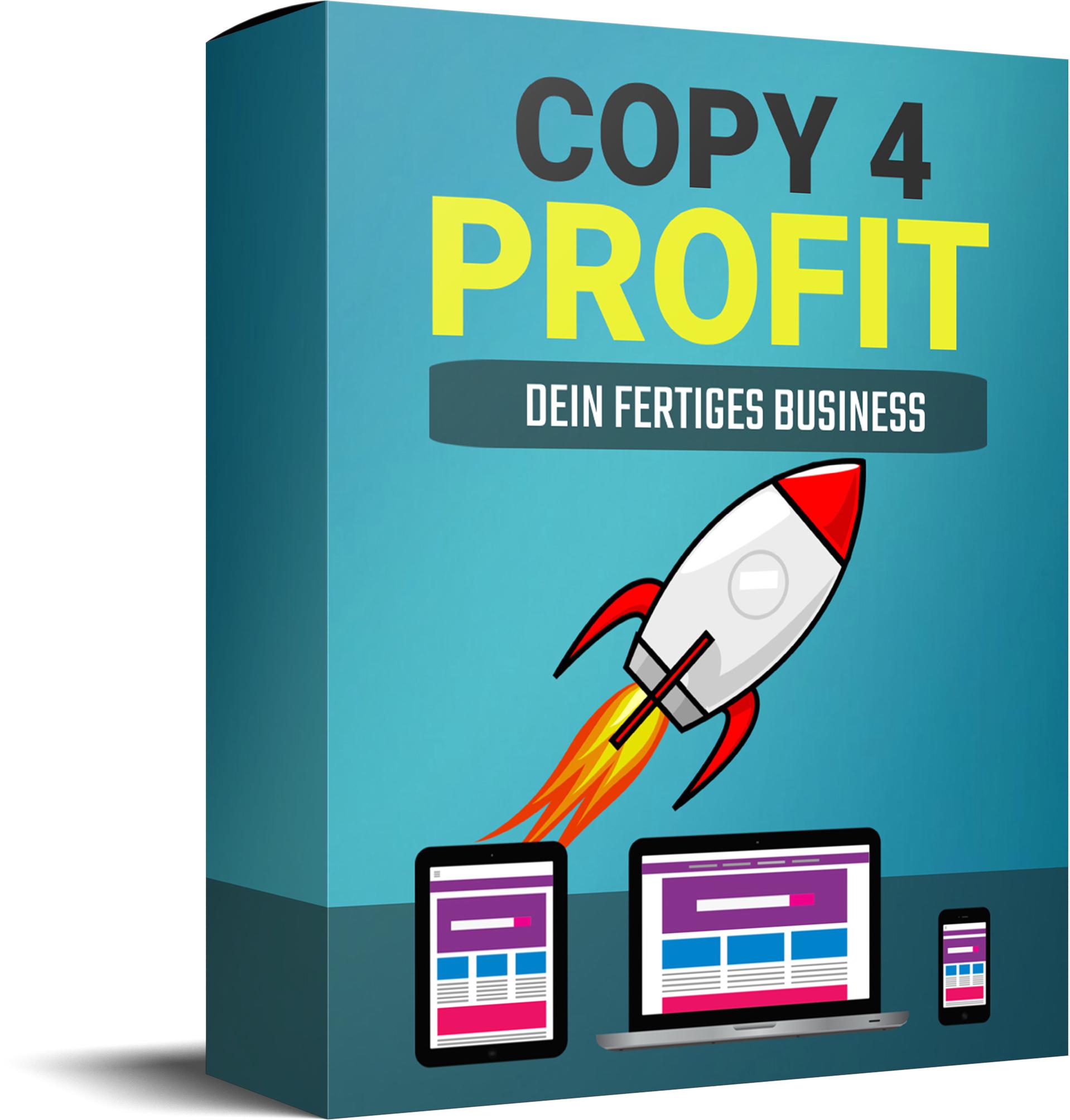 Copy 4 Profit Partnerprogramm