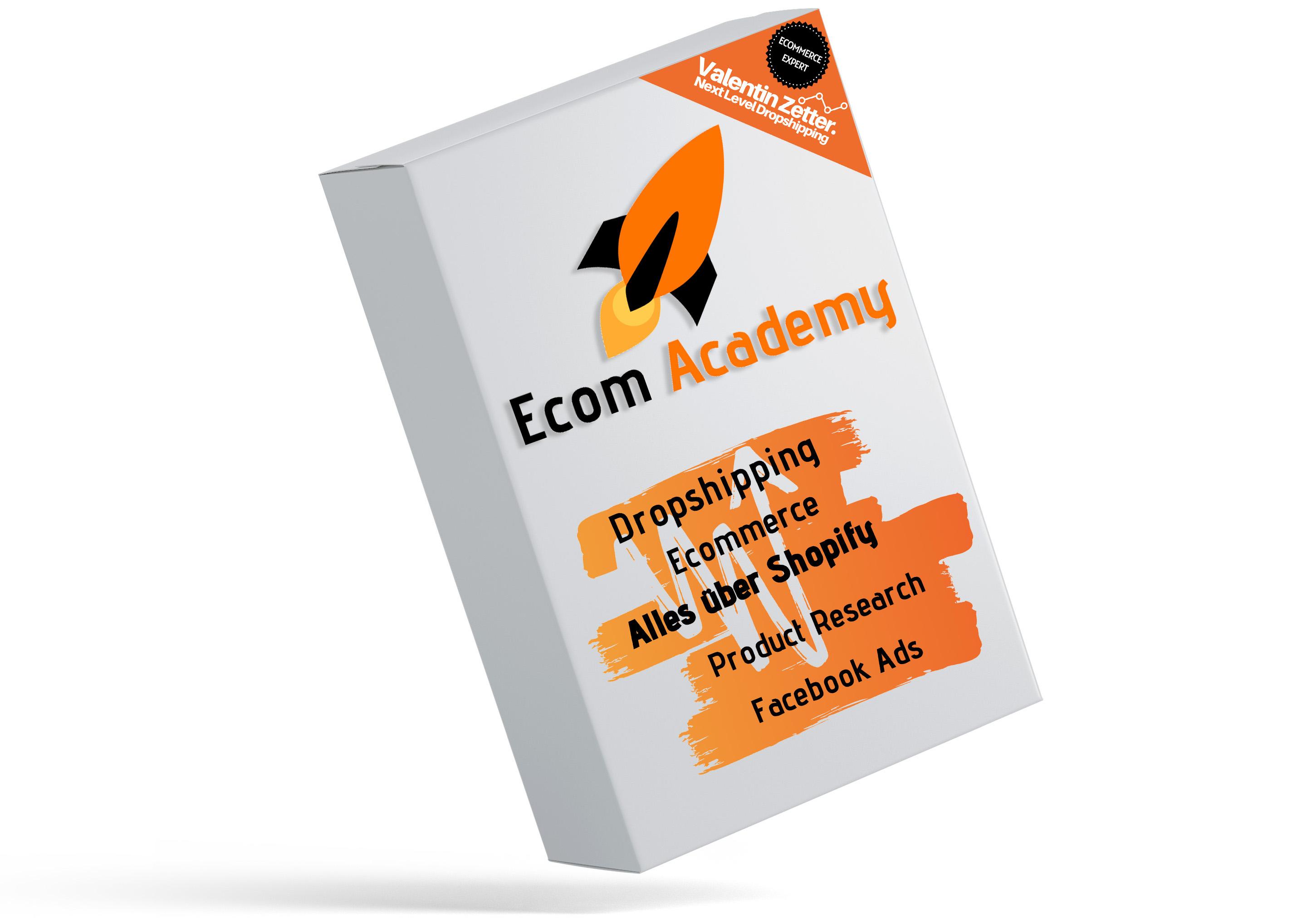 Birthday Special! Ecom Academy Partnerprogramm