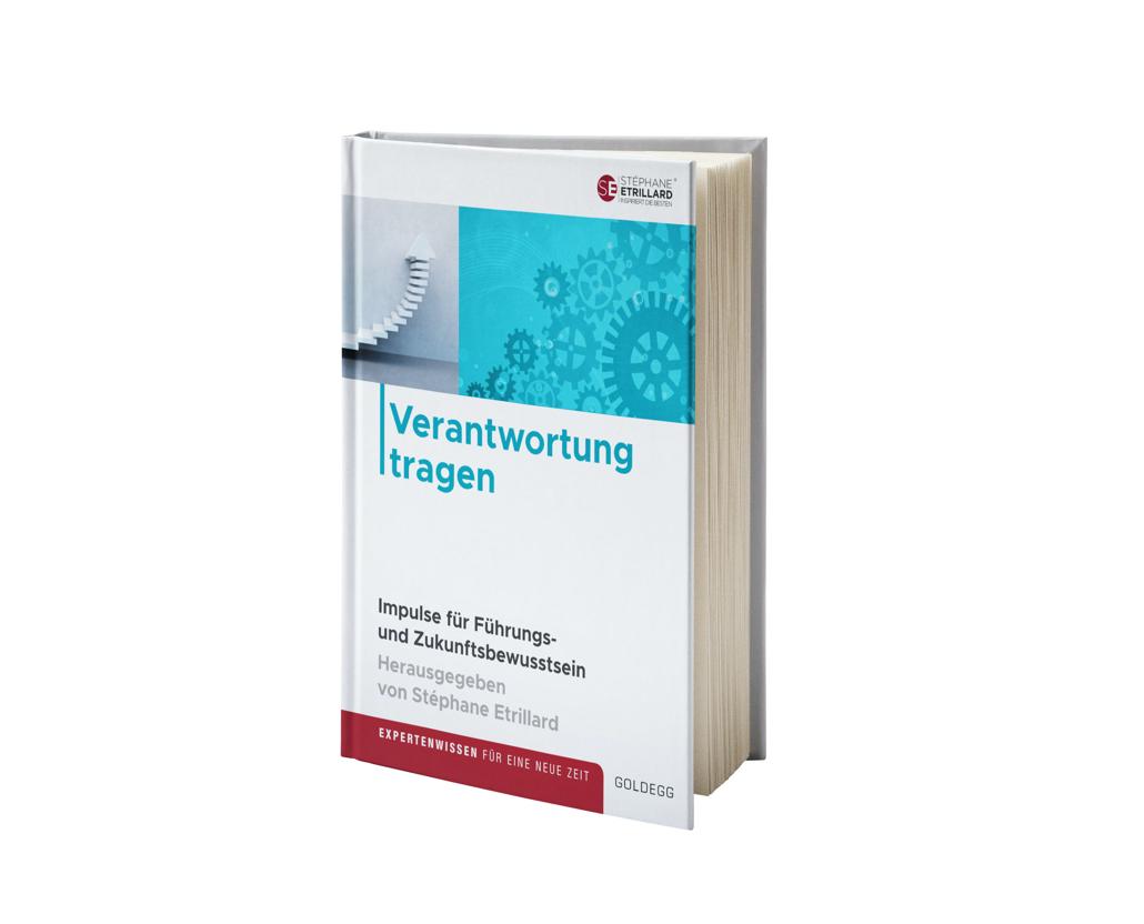 Verantwortung tragen - Hardcover Buch Partnerprogramm