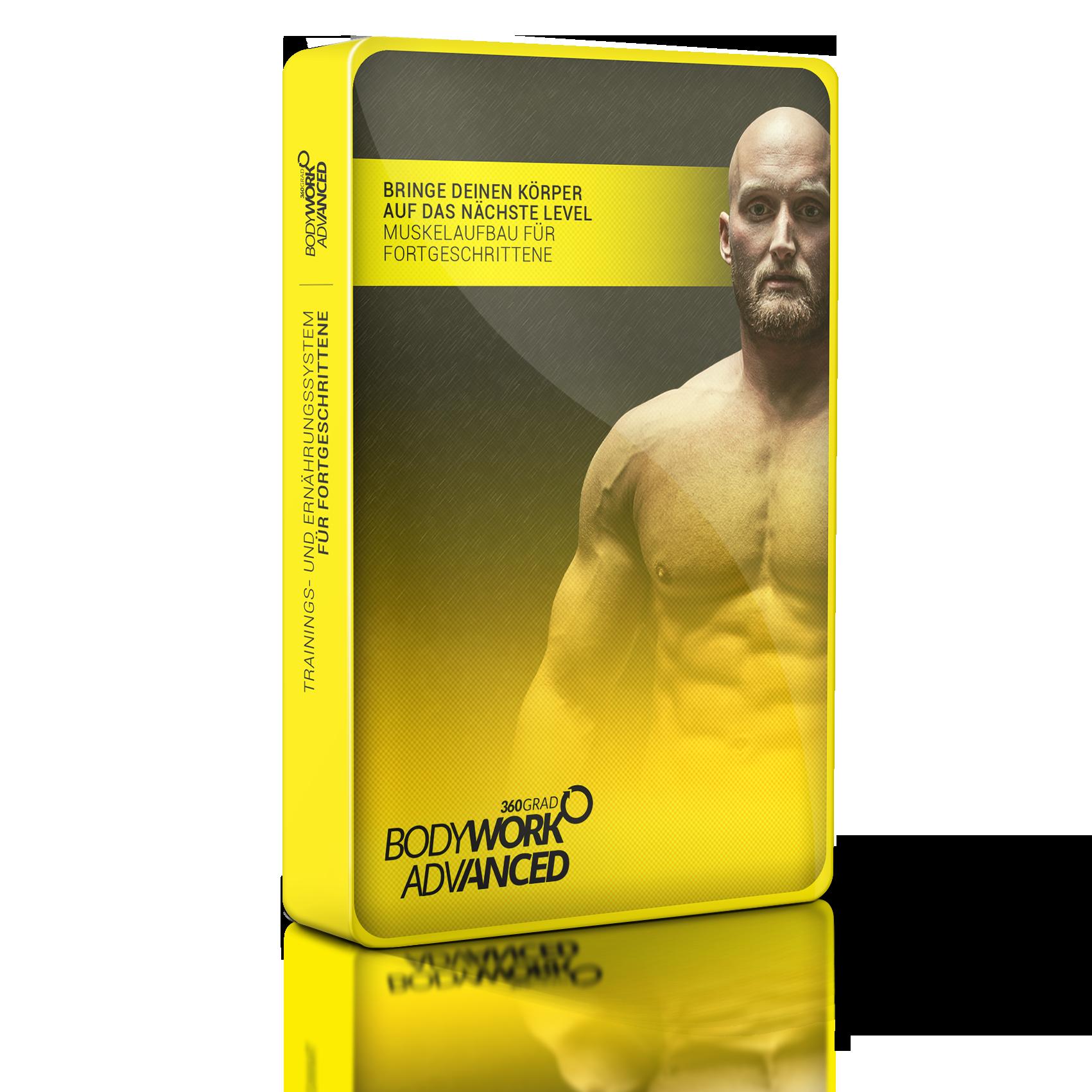 Bodywork360 ADVANCED - Monatliche Mitgliedschaft