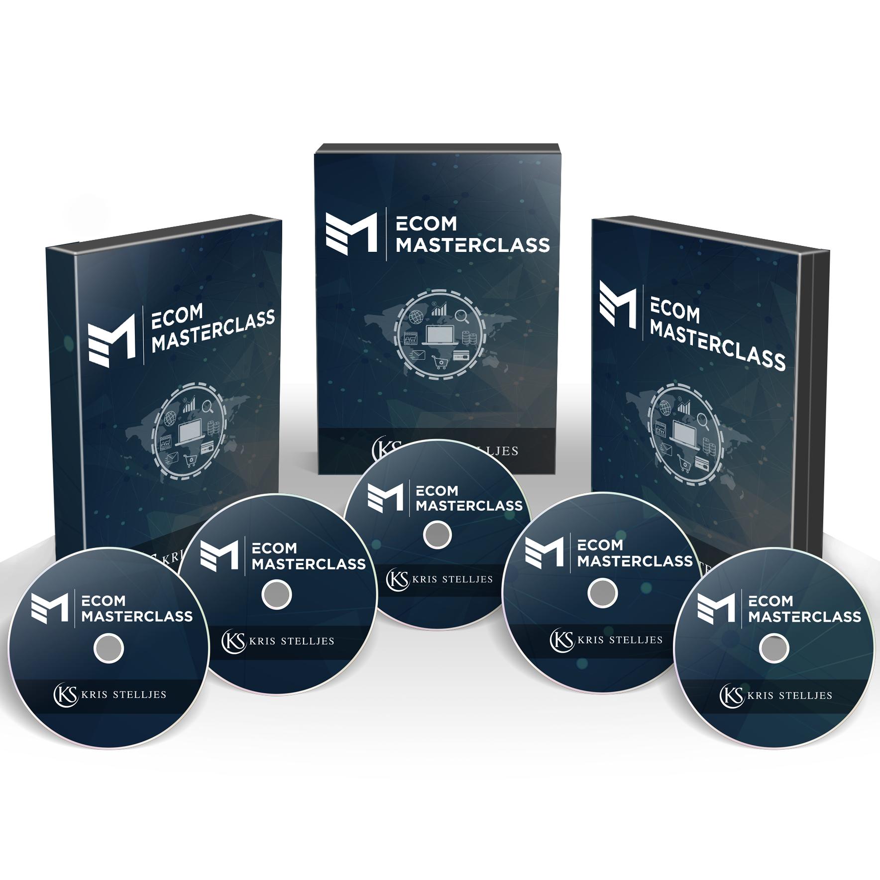 E-Com Masterclass - 50% Angebot HEUTE