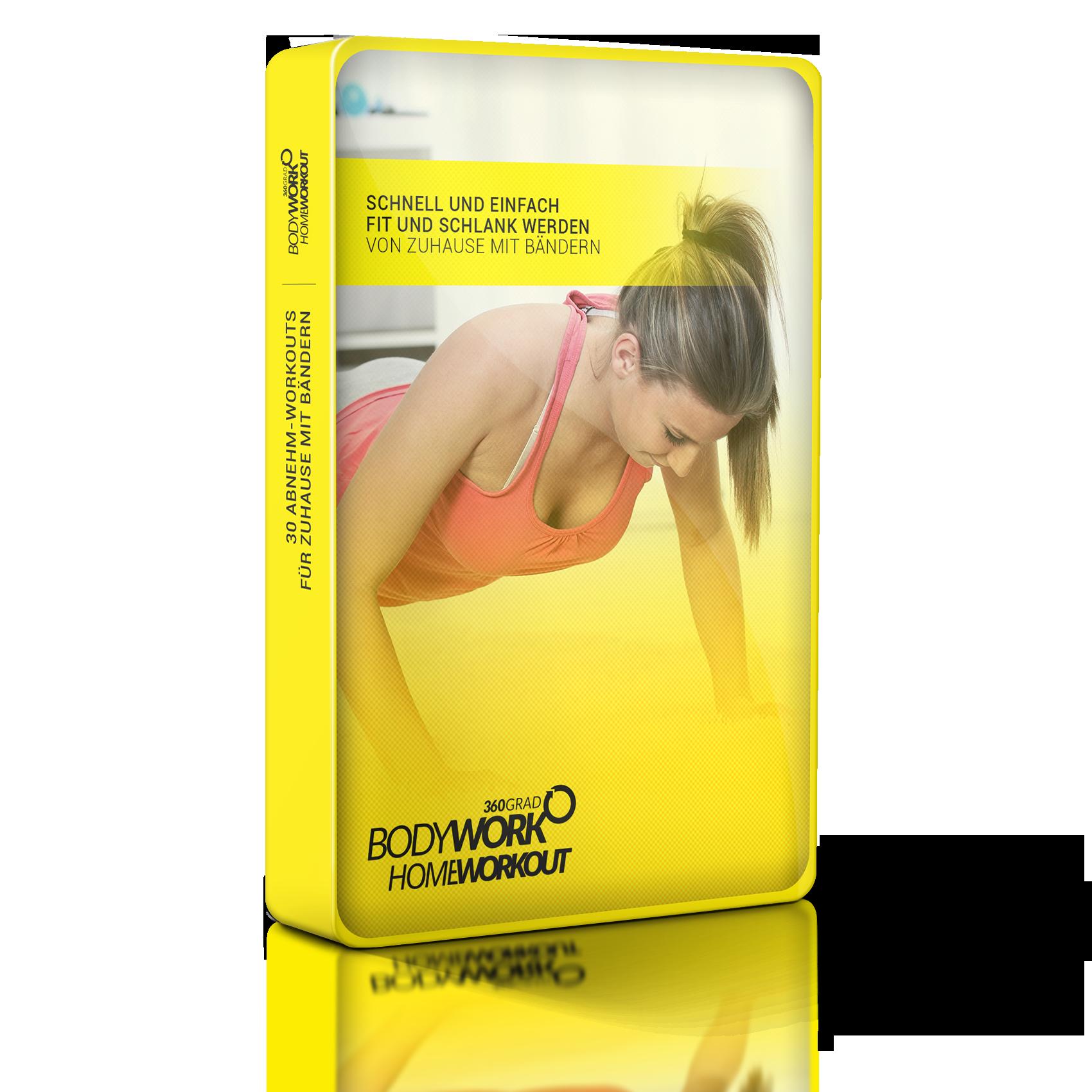 Bodywork360 - HOME WORKOUT (HEUTE 67% reduziert)