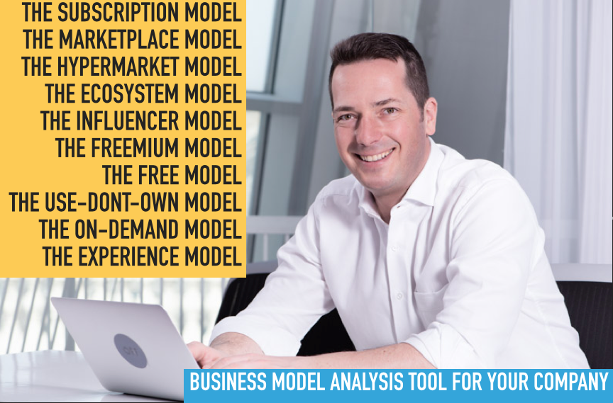 Business Model Analysis Tool (BMAT)