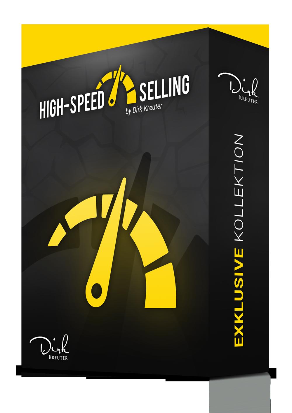 High-Speed Selling - Der Online-Kurs