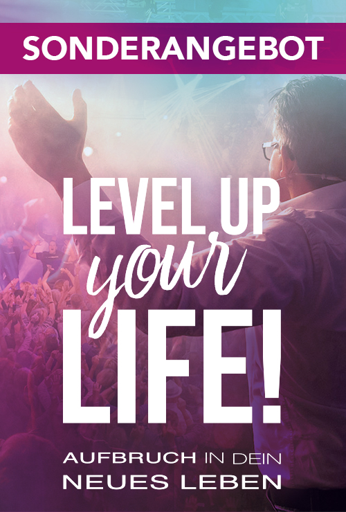 LEVEL UP YOUR LIFE - Osteraktion 2019