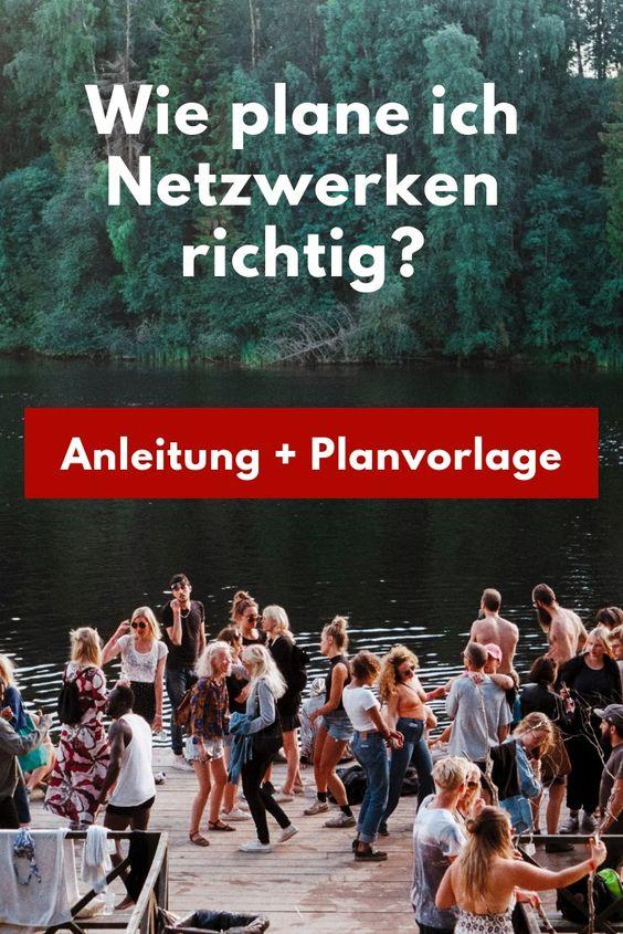 Wie plane ich mein Netzwerken richtig? Die REN-Methode