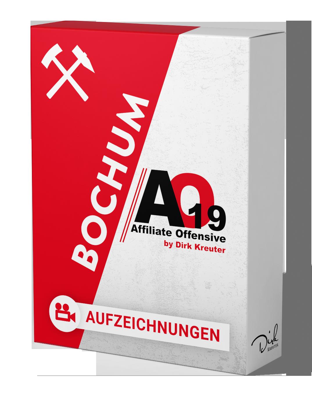 Affiliate Offensive Bochum 2019 Aufzeichnung