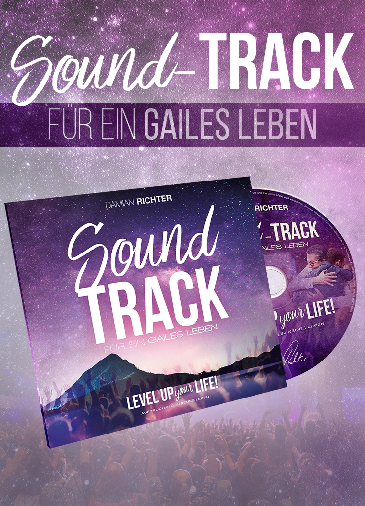 LEVEL UP YOUR LIFE SOUNDTRACK-CD