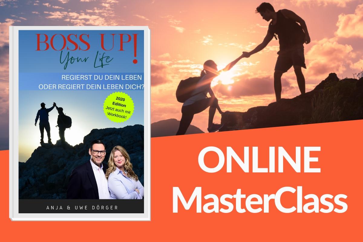Boss Up in OneDay Online Masterclass
