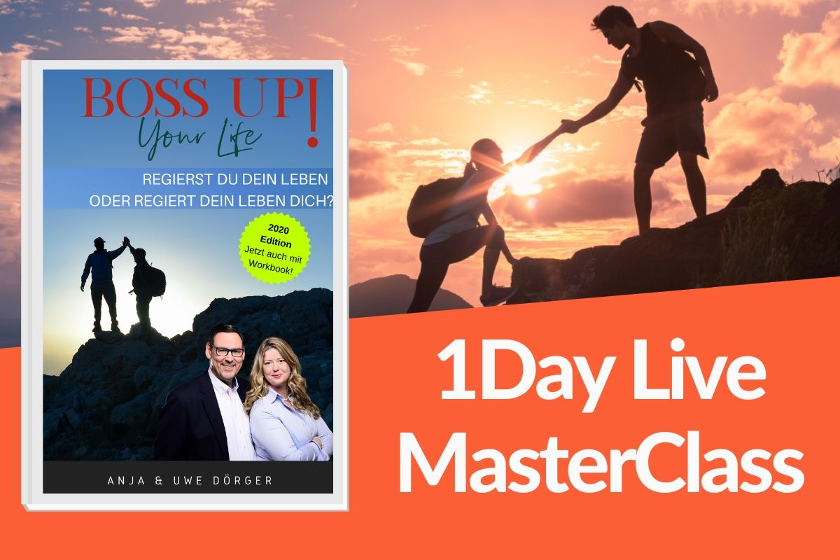 BossUp in One Day Live Masterclass