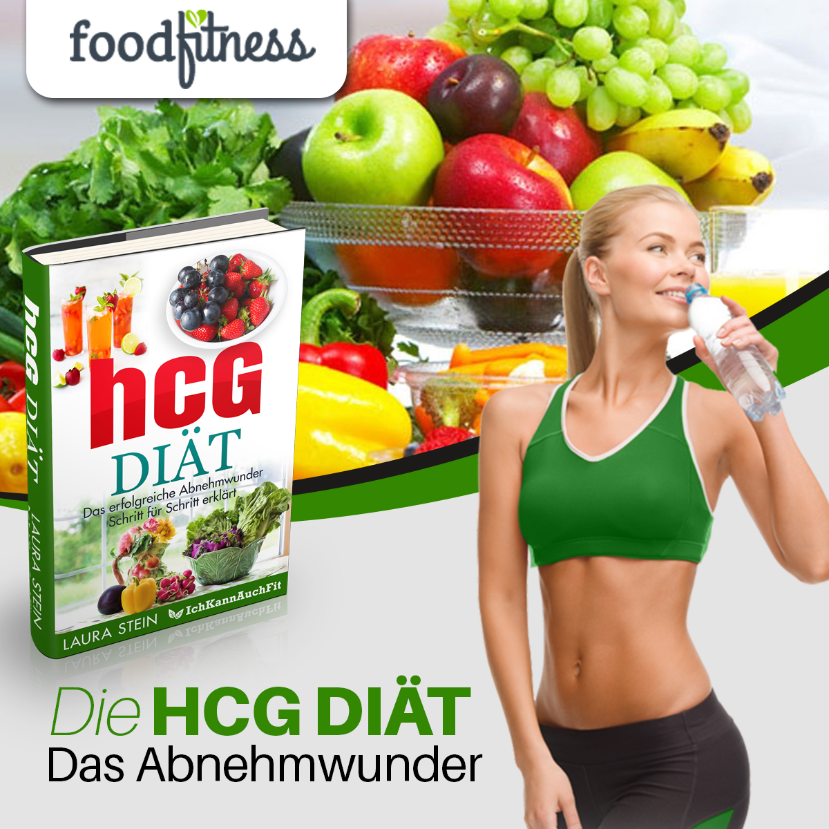 hCG Diät - Das Abnehmwunder