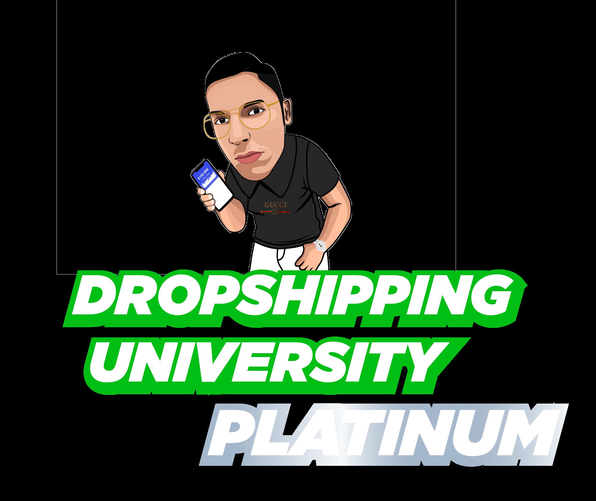 Dropshipping University Platinum Partnerprogramm